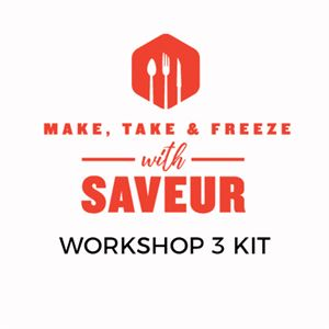 Picture of Make,Take, and Freeze Kit 3